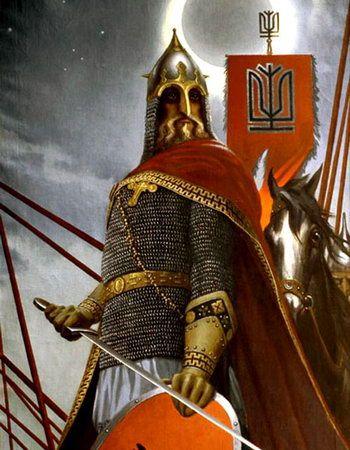 Князь Игорь   Васильев Федор Александрович