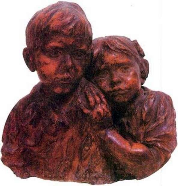 Дети   Борис Кустодиев