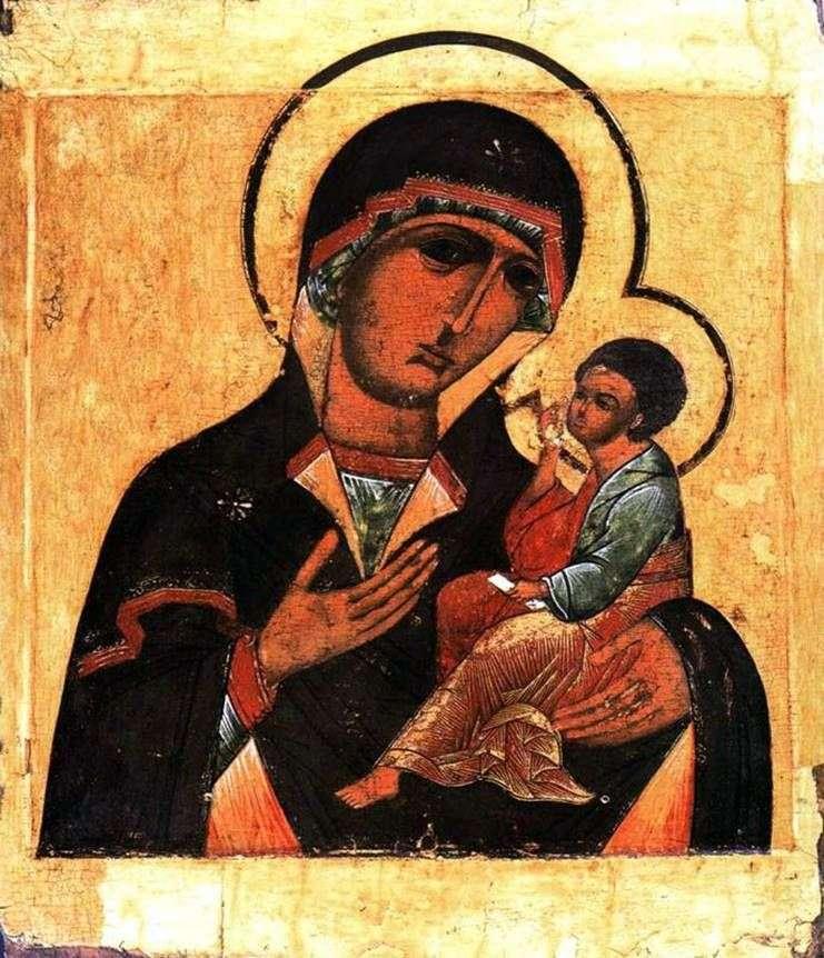 Богоматерь Одигитрия, типа Грузинской