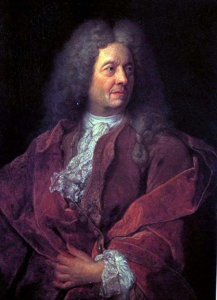 Портрет мужчины в красном   Французский мастер начала 18 века