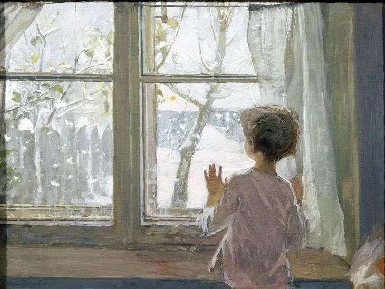 Зима пришла   Сергей Тутунов