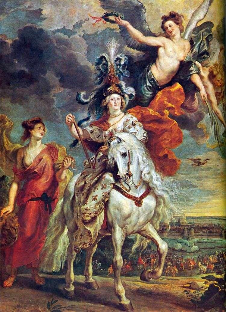 Взятие герцогства Юлих   Питер Рубенс