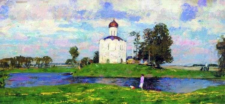 Церковь Покрова на Нерли   Сергей Герасимов
