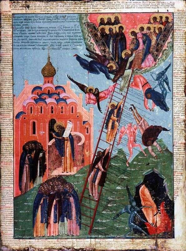 Святой Иоанн Лествичник и образ монашеского восхождения