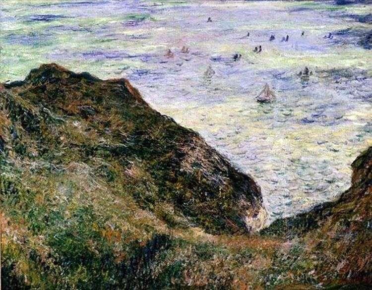 Вид на море   Клод Моне
