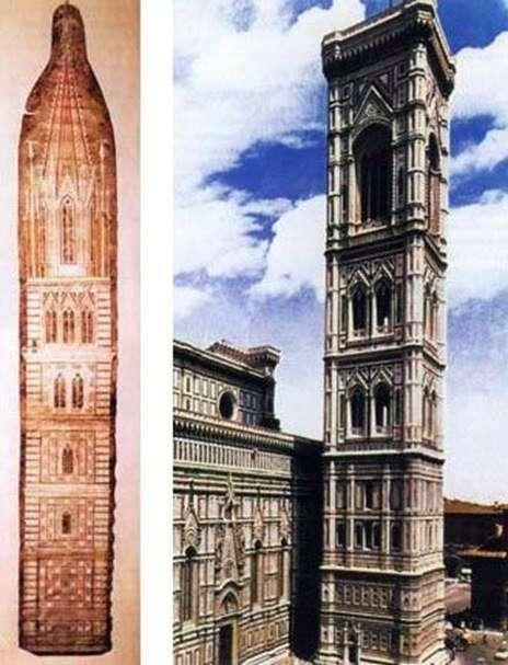 Архитектура   Джотто