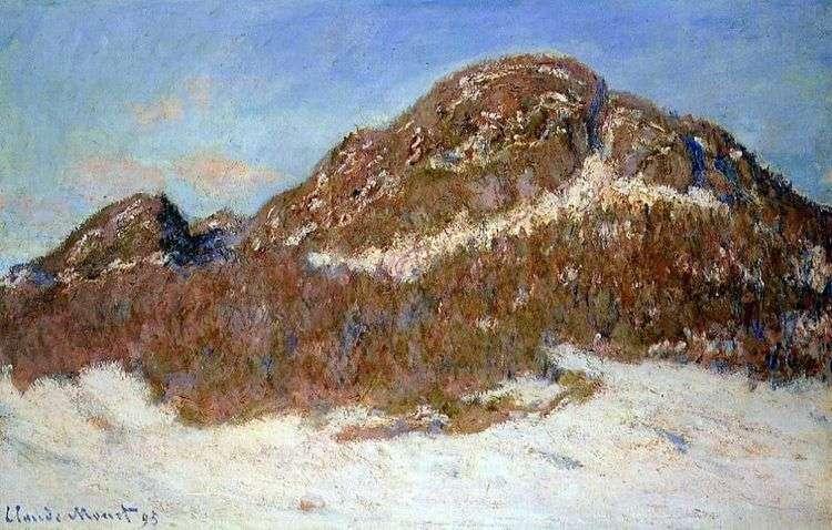 Гора Колсаас   Клод Моне