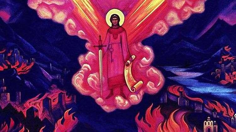Ангел последний   Николай Рерих