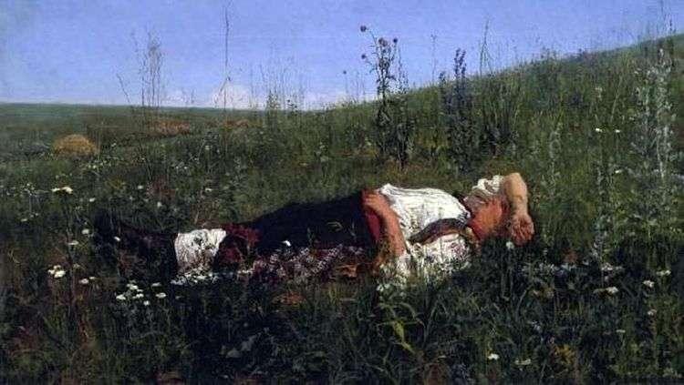 В праздник   Николай Кузнецов