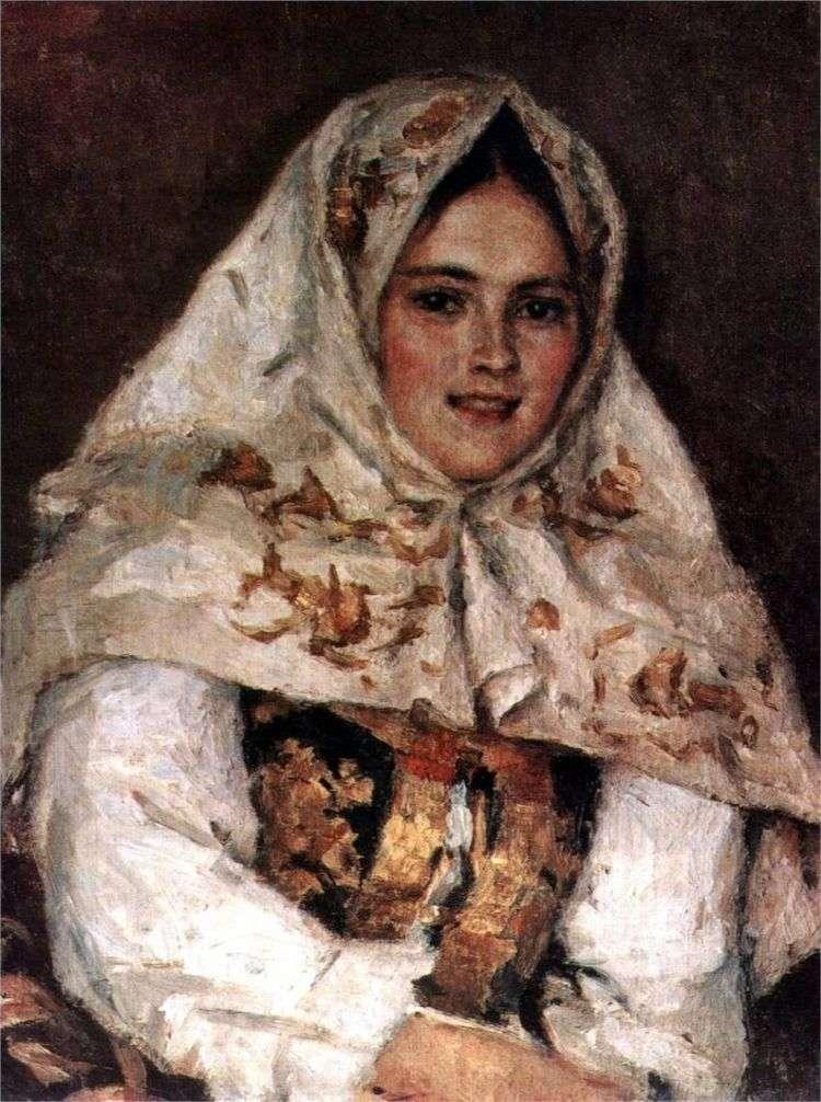 Сибирская красавица   Василий Суриков