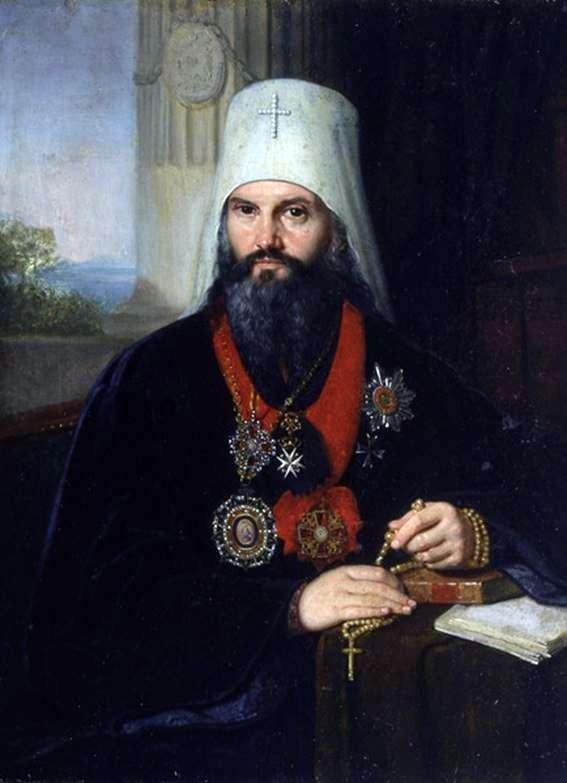 Портрет Михаила Десницкого   Владимир Боровиковский