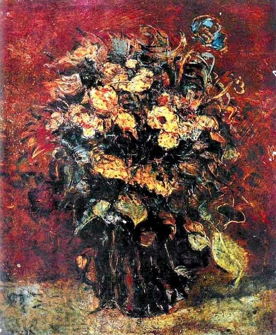 Садовые цветы   Владимир Татлин