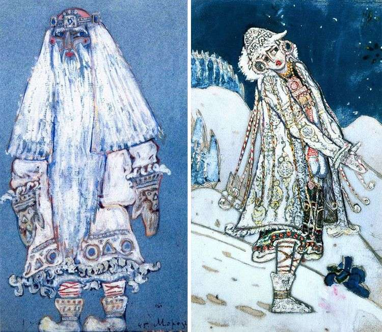 Снегурочка   Николай Рерих