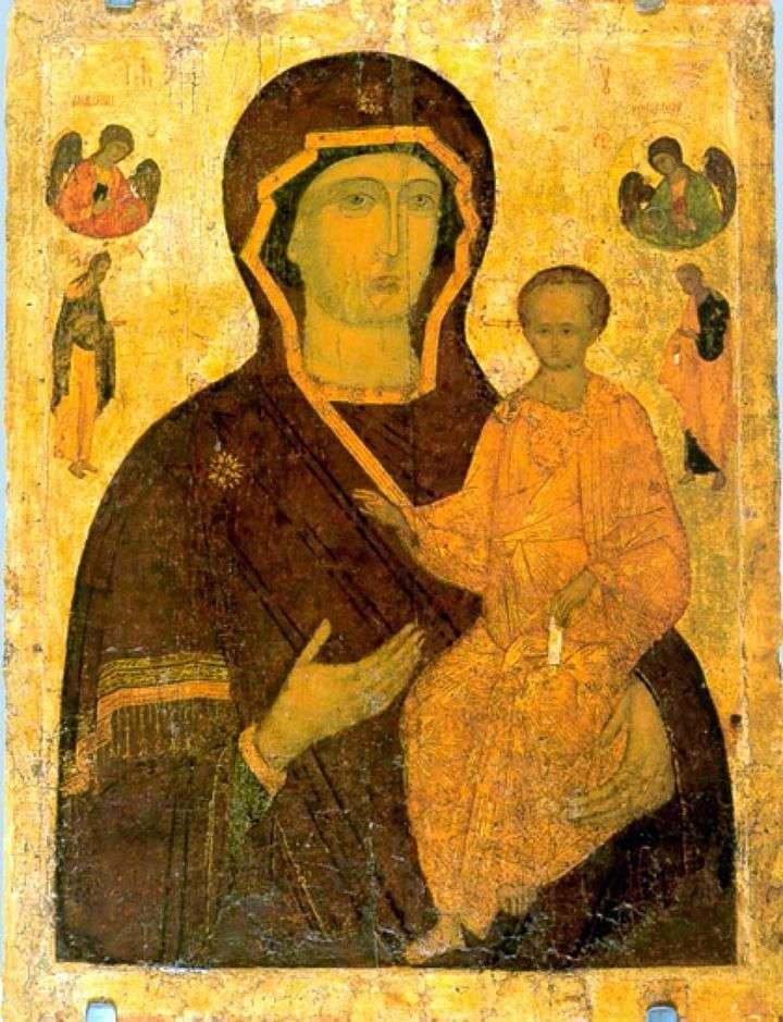 Богоматерь Одигитрия   Дионисий