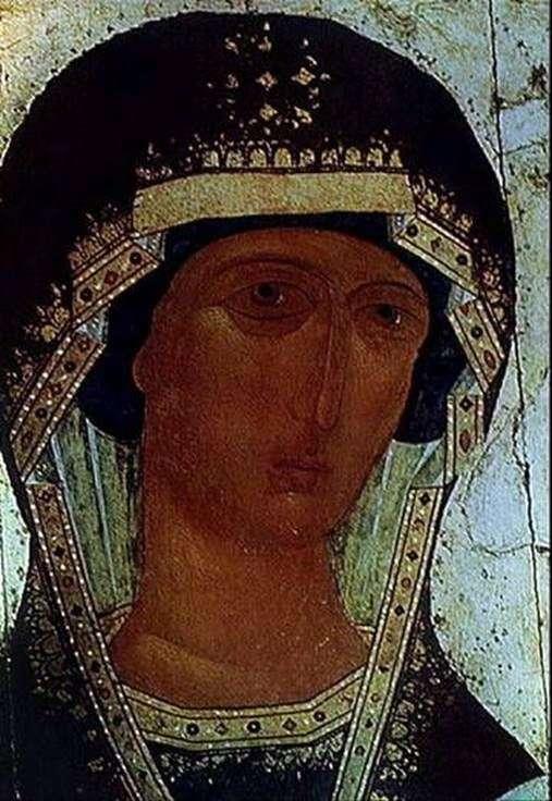 Образ Богородицы Одигитрия   Дионисий