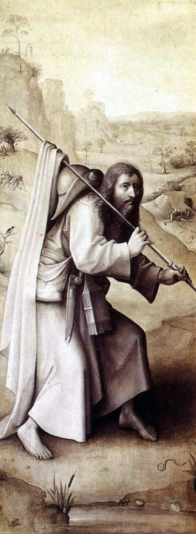 Св. Иаков Старший   Иероним Босх