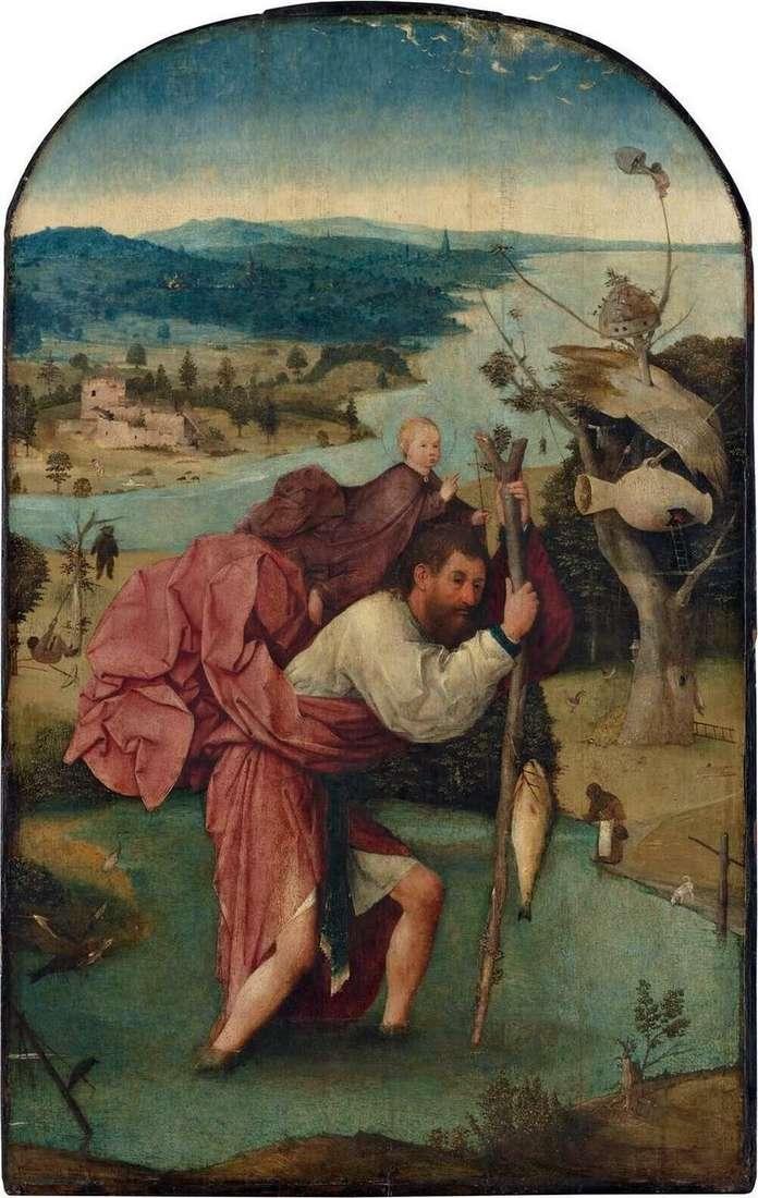 Святой Христофор   Иероним Босх