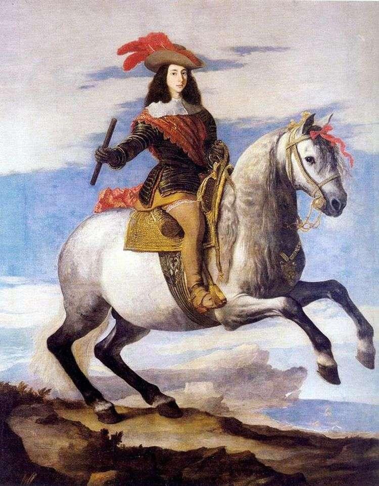 Портрет Дона Хуана Австрийского   Хусепе де Рибера