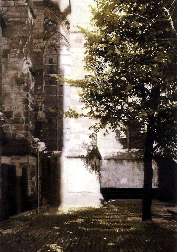 Угол собора   Герхард Рихтер