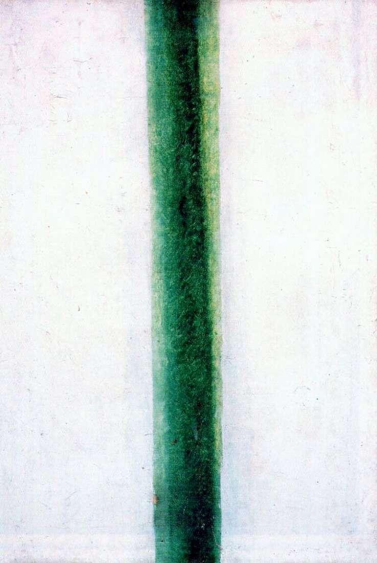 Зеленая полоса   Ольга Розанова
