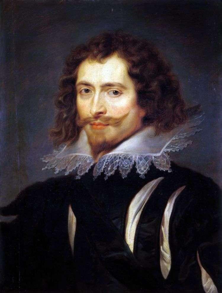 Портрет герцога Бекингема   Питер Рубенс