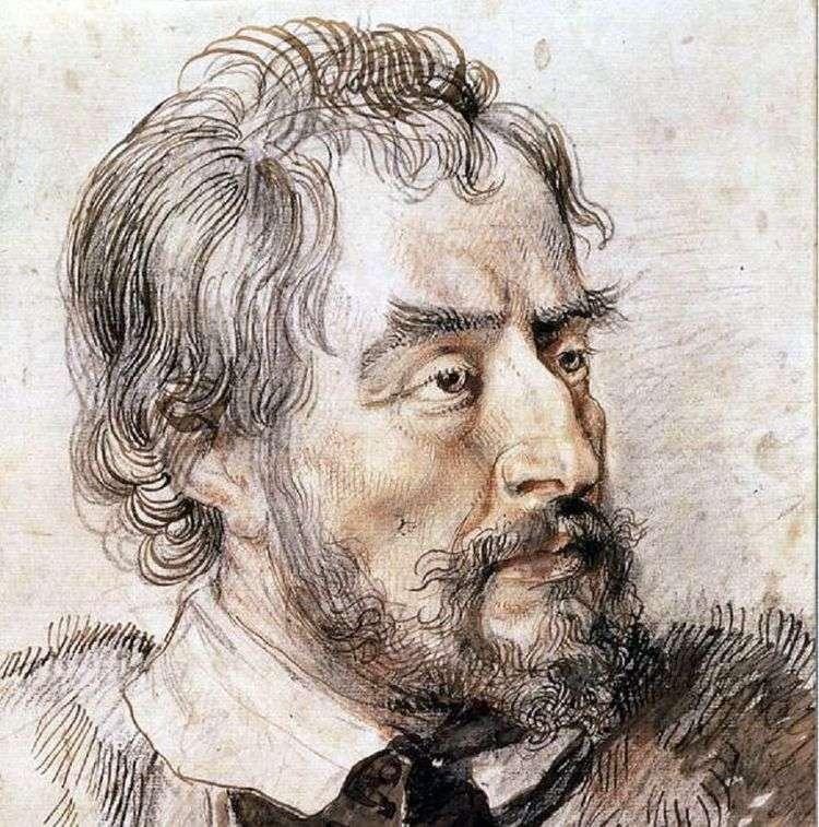 Портрет графа Арандэля   Питер Рубенс