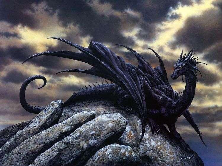 Последний дракон   Кируэло Кабрал