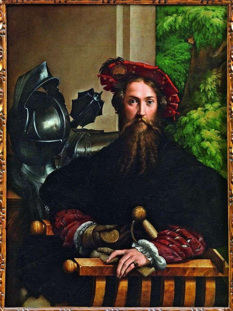 Галеаццо Санвитале, князь Фонтанелатто   Франческо Пармиджанино