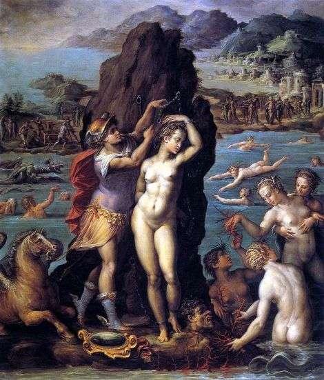 Персей и Андромеда   Джорджо Вазари