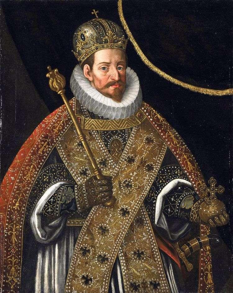 Император Маттиас   Ханс фон Аахен