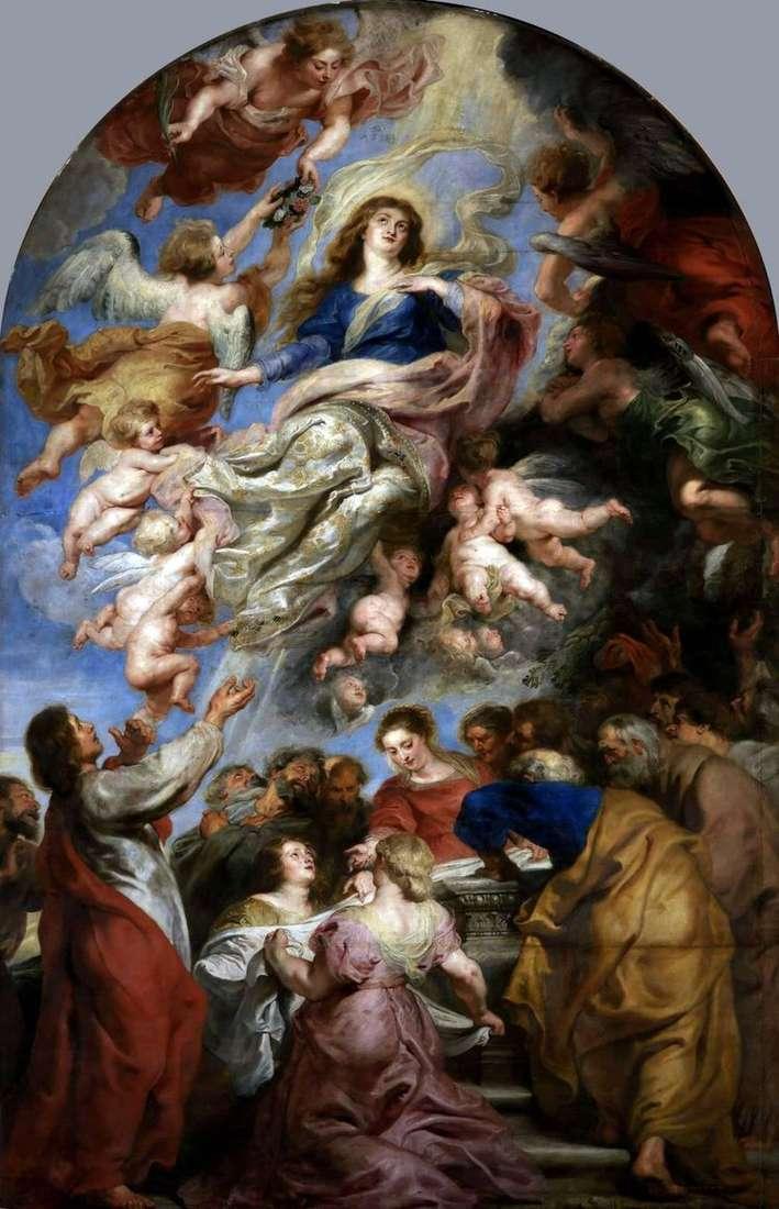 Успение Пресвятой Девы Марии   Питер Рубенс