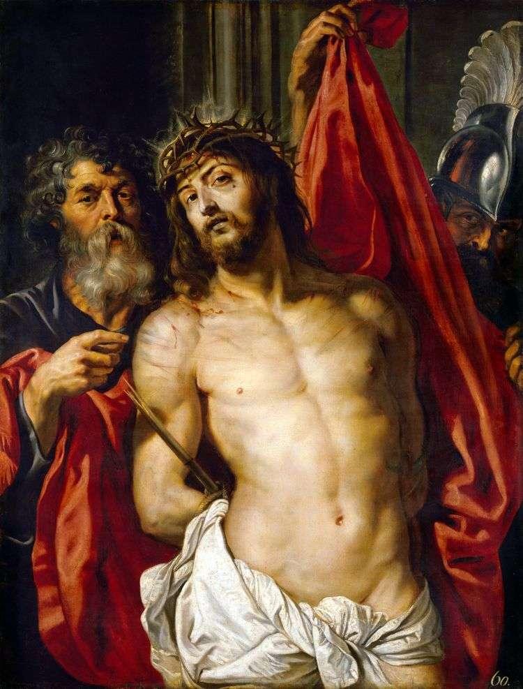 Христос в терновом венце   Питер Рубенс
