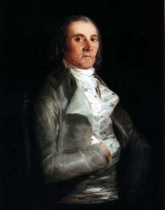 Дон Андрес дель Перал   Франсиско де Гойя