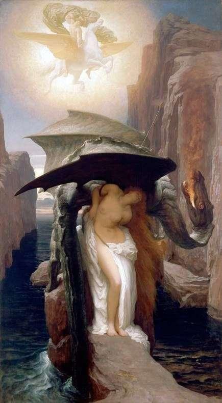 Персей и Андромеда   Фредерик Лейтон