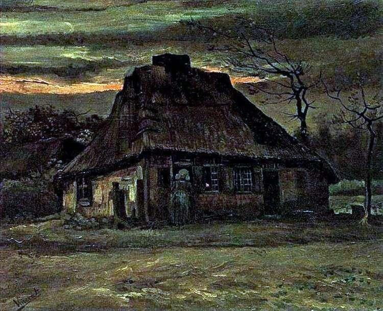 Изба   Винсент Ван Гог