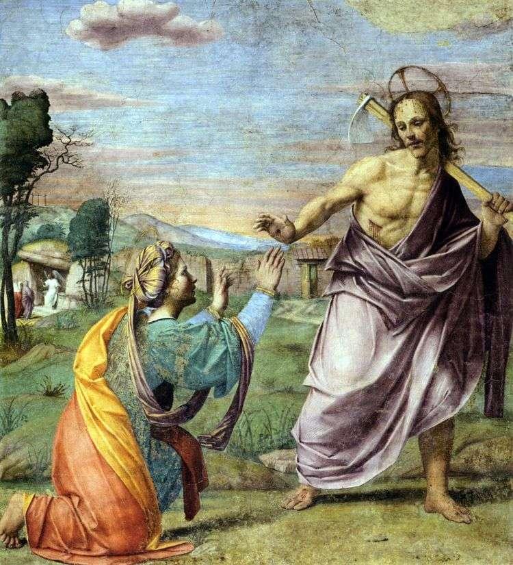 Явление Христа   Франчабиджо