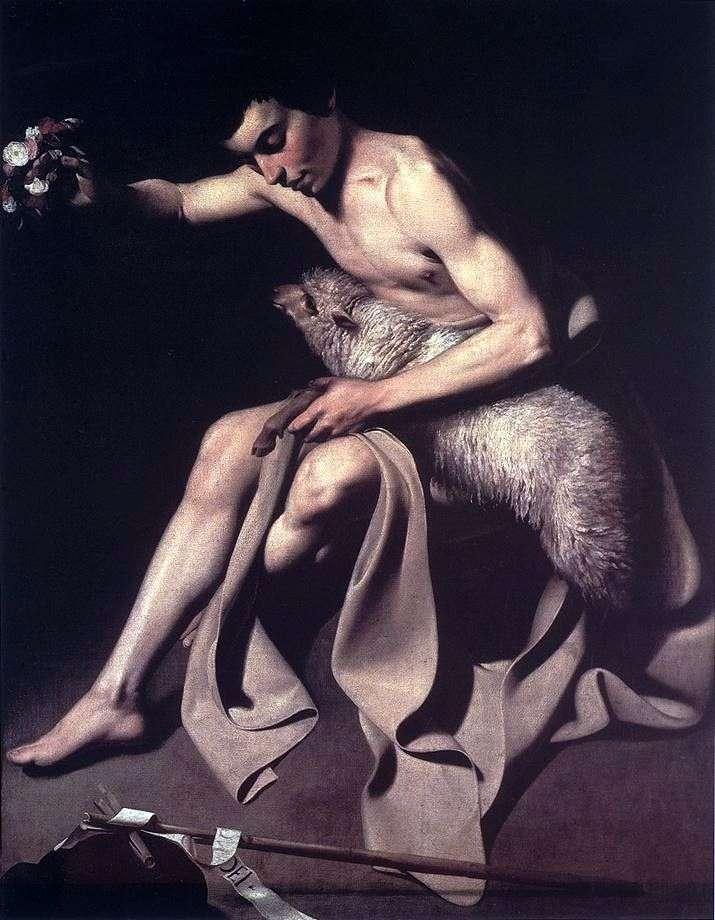 Иоанн Креститель   Микеланджело Меризи да Караваджо