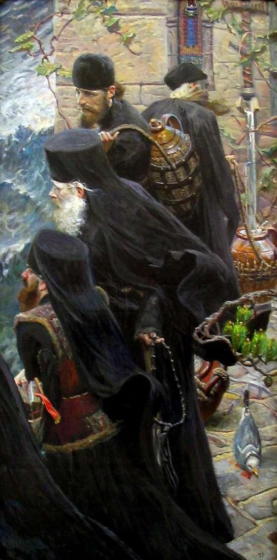 Братия   Павел Рыженко
