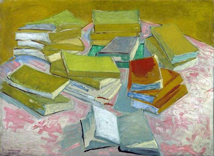 Натюрморт: французские новеллы   Винсент Ван Гог