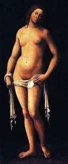 Обнаженная женщина (Венера)   Коста Лоренцо