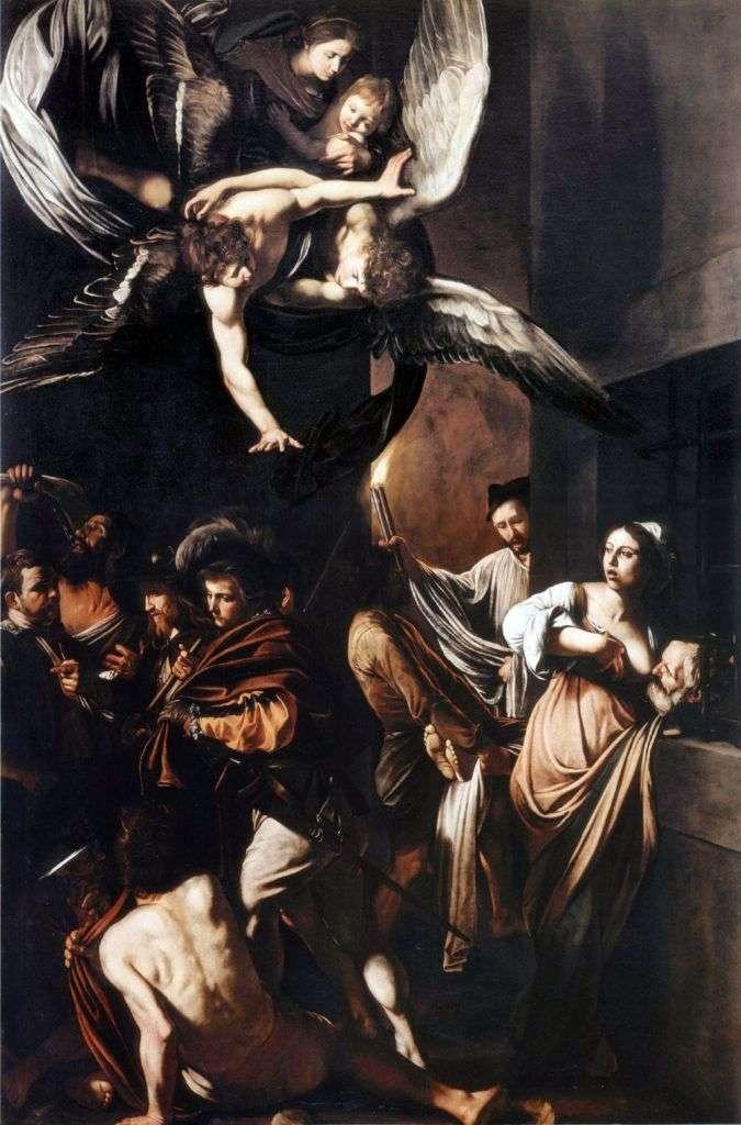 Семь деяний Милосердии   Микеланджело Меризи да Караваджо