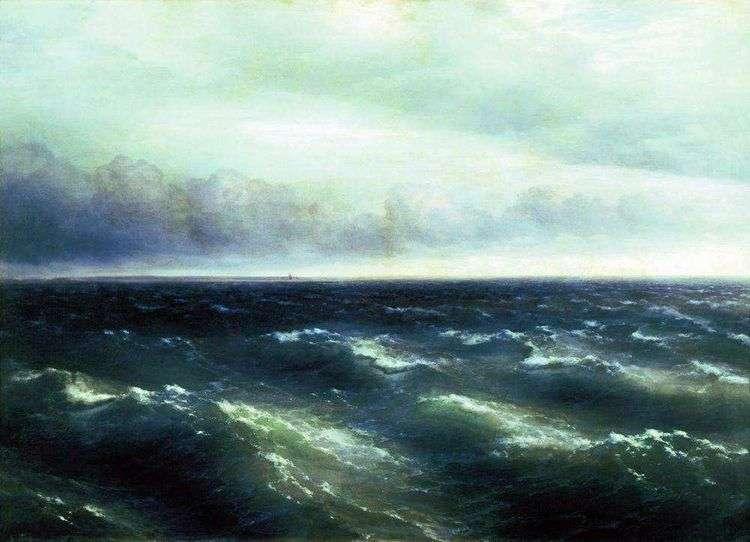 Черное море   Иван Айвазовский