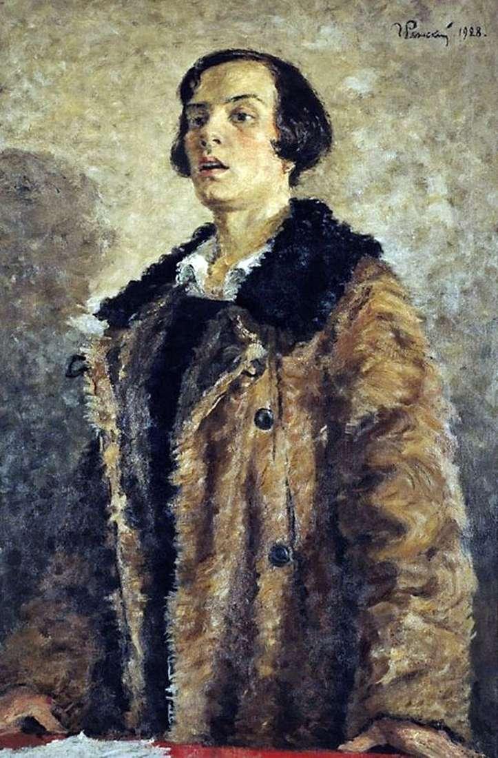 Председательница   Георгий Георгиевич Ряжский