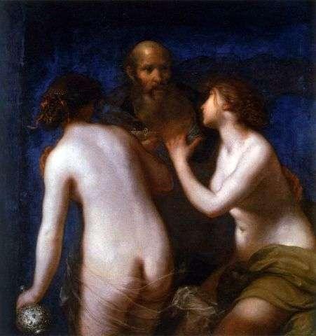 Лот и его дочери   Франческо Фурини