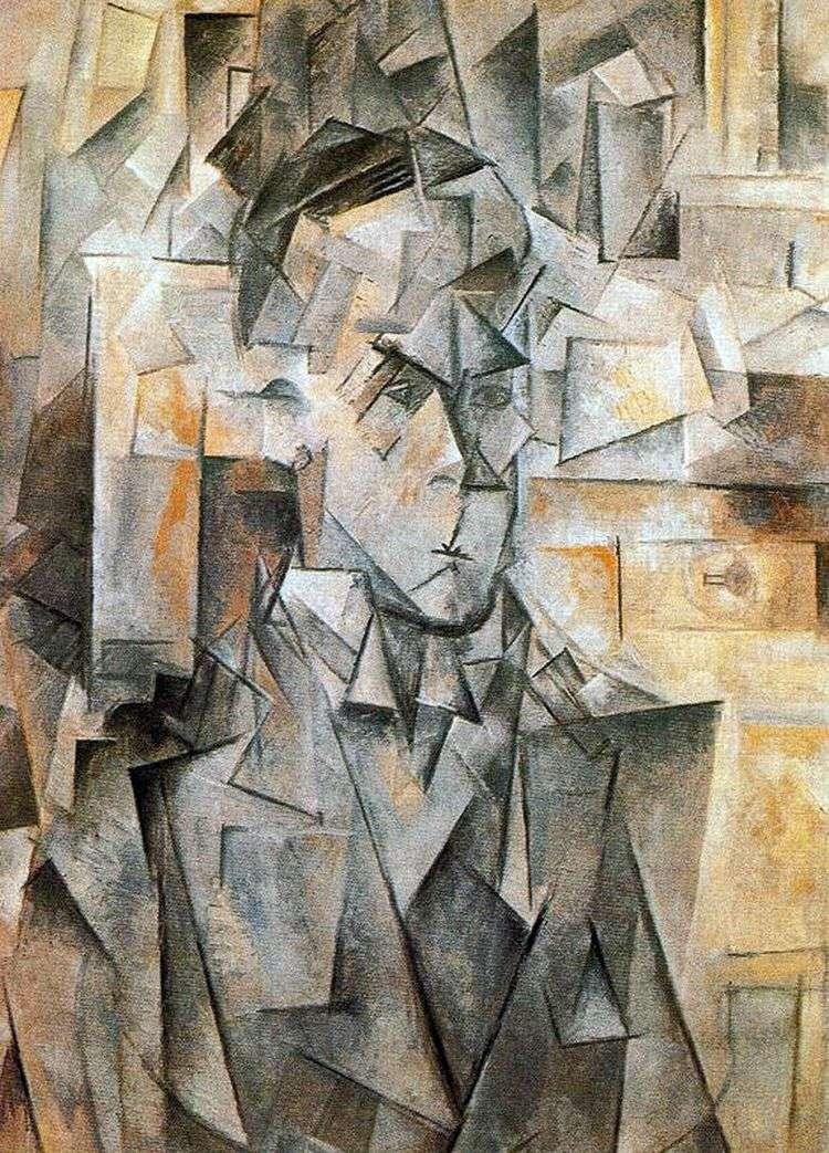 Портрет Вильгельма Уде   Пабло Пикассо