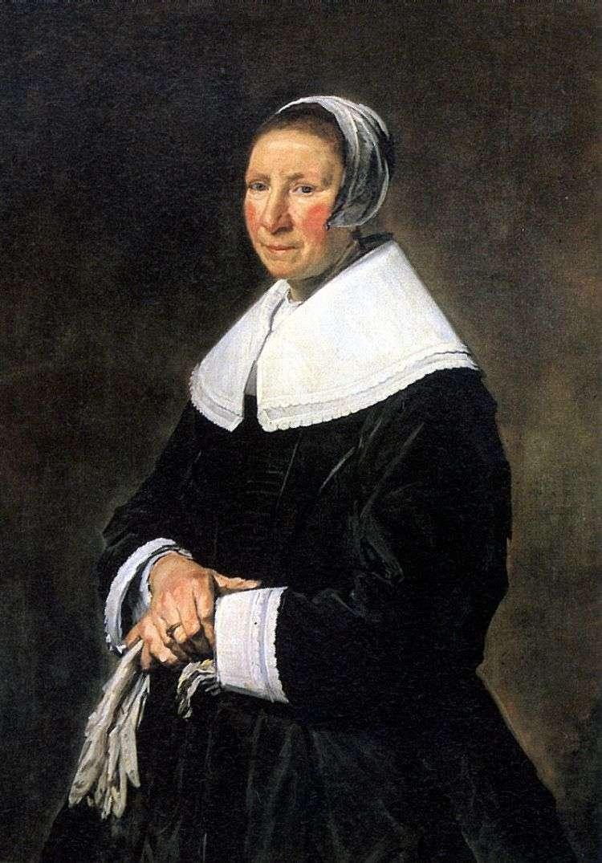 Женский портрет   Франс Халс