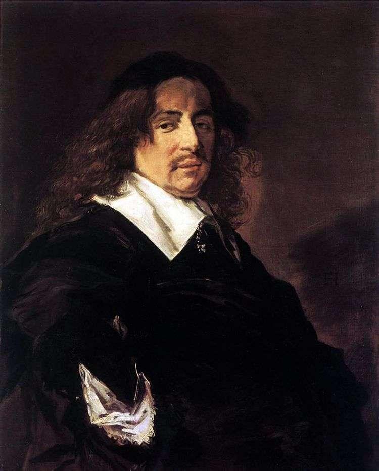 Мужской портрет   Франс Халс