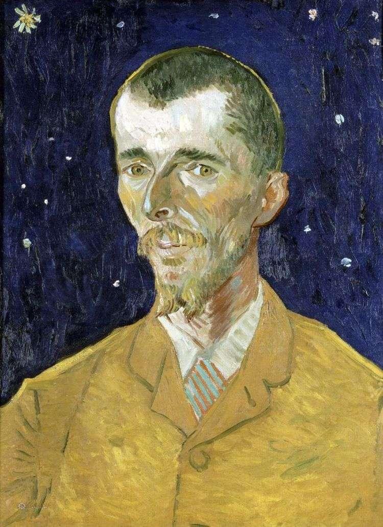 Поэт, портрет Эжена Боша   Винсент Ван Гог