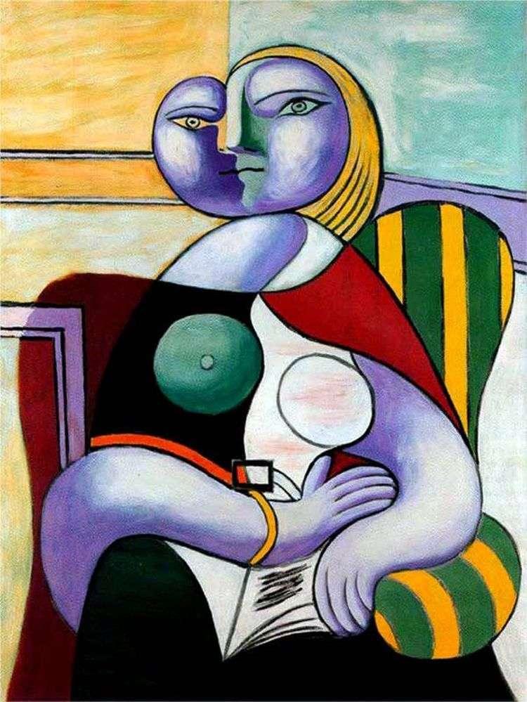 Чтение   Пабло Пикассо