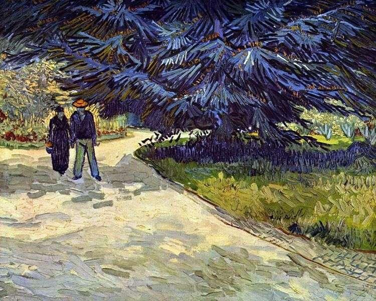 Сад поэтов   Винсент Ван Гог
